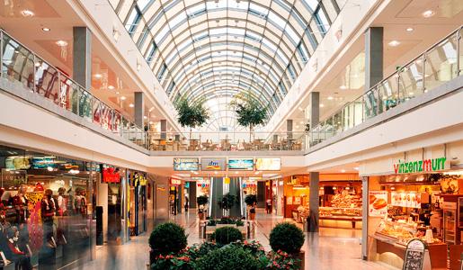 Einkaufszentrum Potsdam